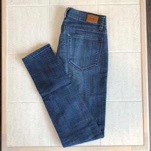 BDG Dark Wash Skinny Jeans